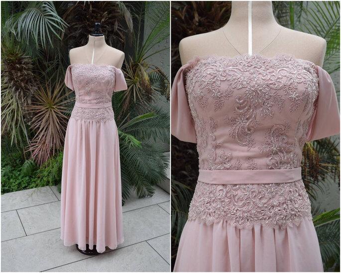 Donde comprar vestidos de fiesta lima