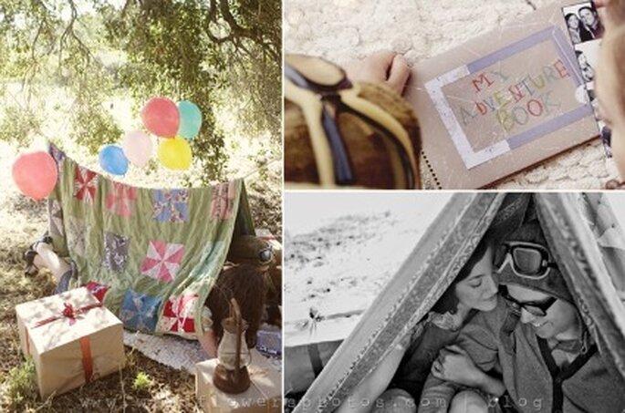 Mariés aventuriers - Credits Wildflowersphotos.com