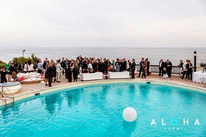 Villa Fattorusso - Foto: Aloha Eventi