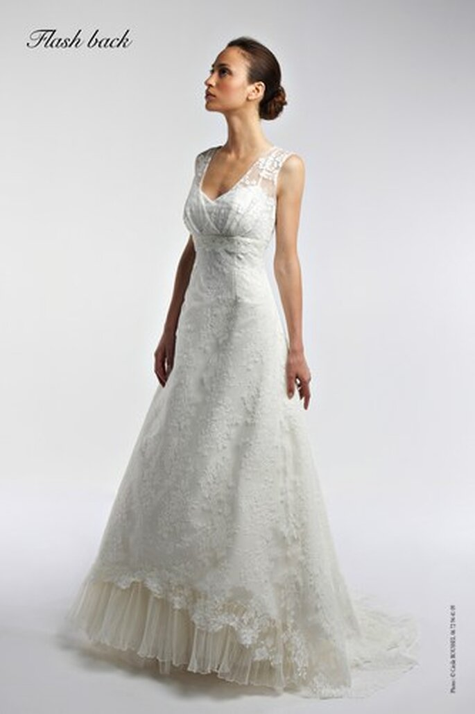 Robes de mariée Bochet Créations 2010 - Flash back