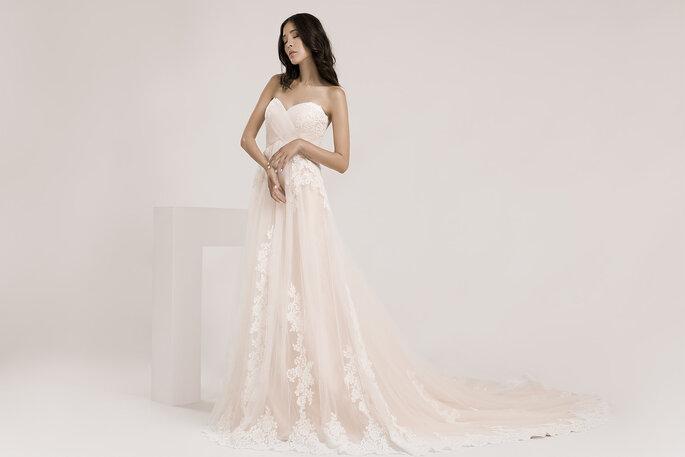 Venzin Brautmode Brautkleid