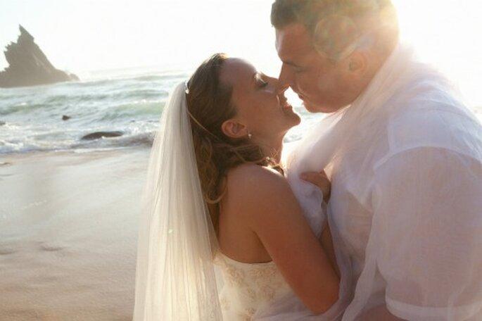 Hochzeit am Strand – Foto: Nuno Palha