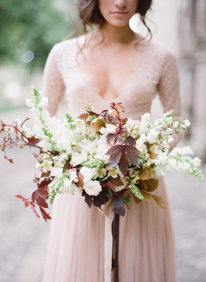 Romántico color blush - Jose Villa Photography