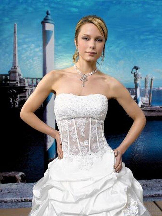 Vestidos de Noiva Miss Kelly - modelo CL114-02C