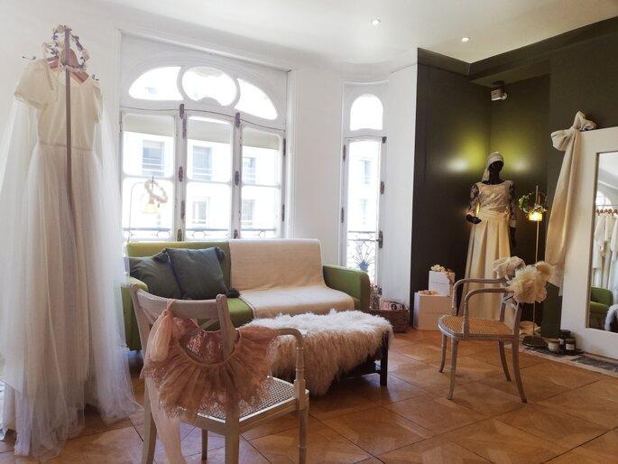 Victoire Vermeulen - Créateurs de robe de mariée - Nord