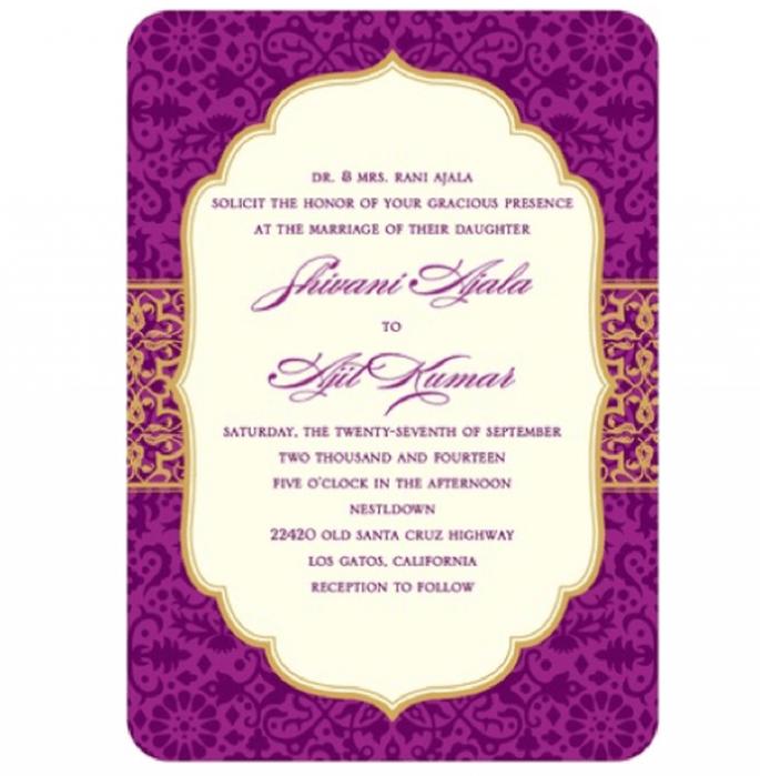 Puntos básicos de las invitaciones de boda que debes conocer - Foto Wedding Paper Divas