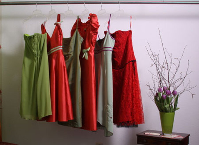 Brautkleider - Orangejus-Couture