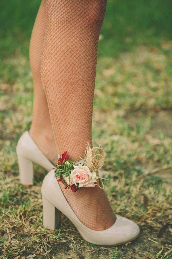 z corsage tornozelo Flowers by Nicole