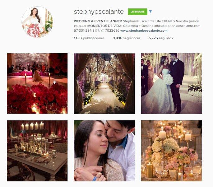 Imagen Vía Instagram Stephanie Escalante
