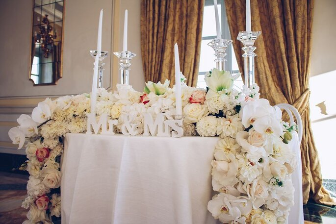 Sonia Luongo Events and Flower designer