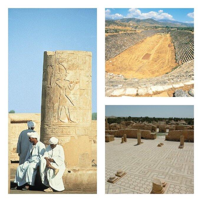 Visioni paradisiache del tour in Giordania. Foto: I Viaggi del Turchese