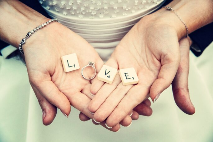 L'roganisation d'un mariage, c'est comme un marathon... Crédit : Arnaud Chapelle
