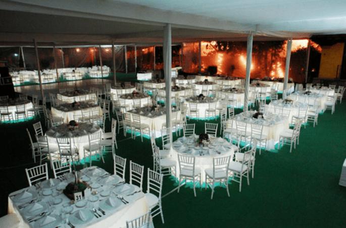 Servicio de calidad y vanguardia para el banquete de tu boda - Grupo Montblanc