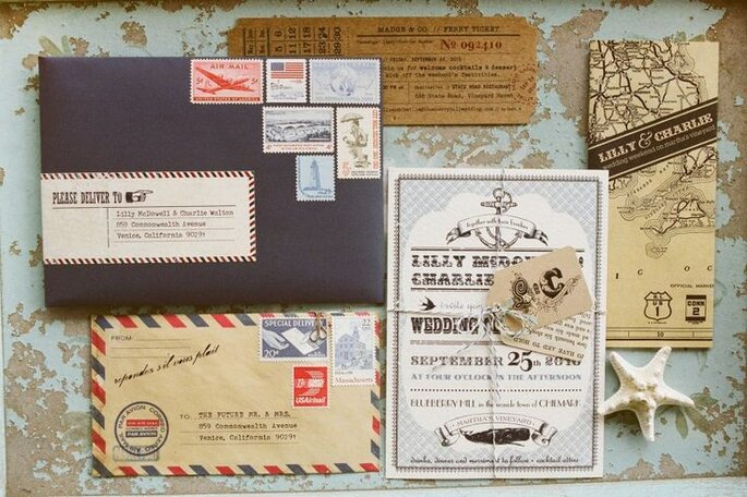 wedding stationery voyage label emotion london