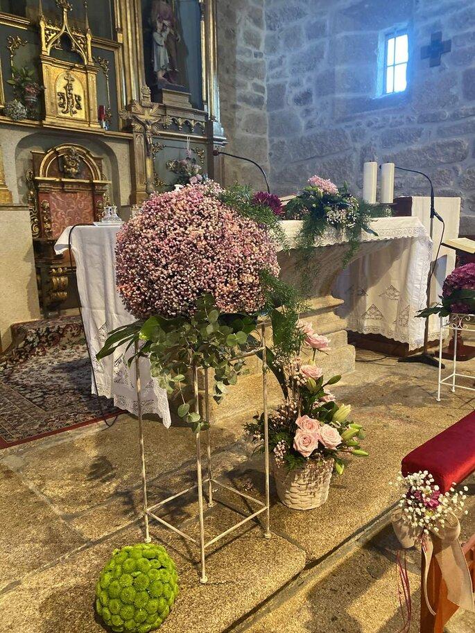 Floristería Dracena flores bodas Ourense