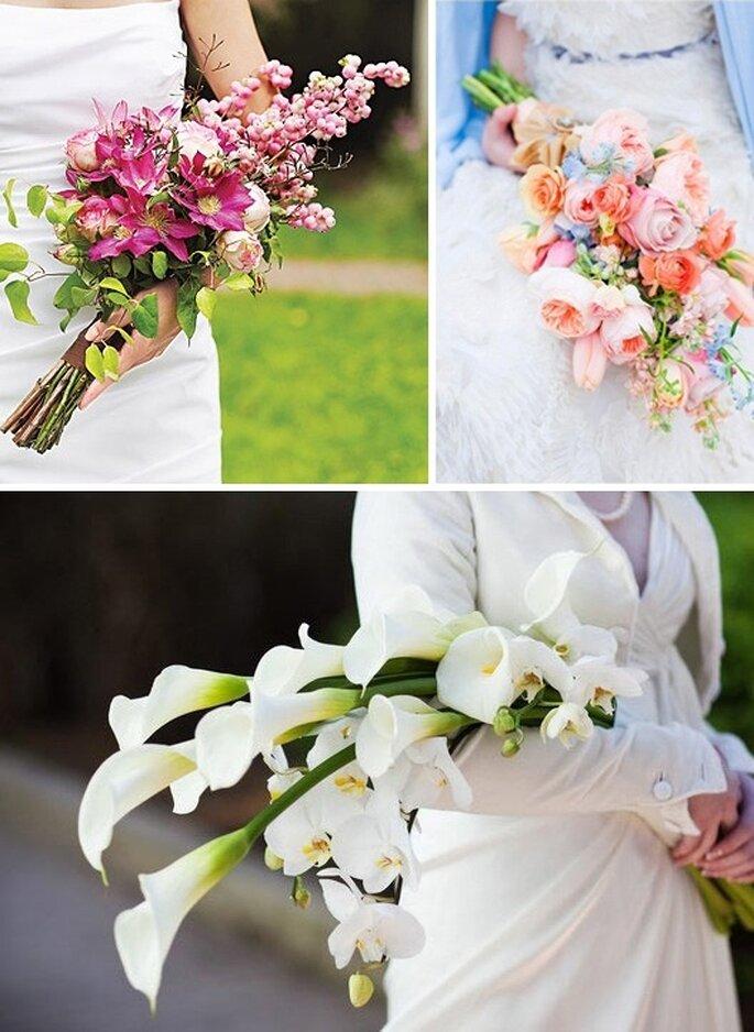 Bouquet en gerbe parL'Atelier Miguel