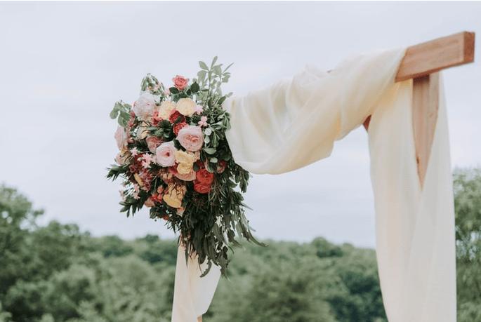 Hochzeit draissen