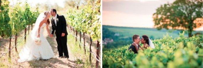 Mariage au coeur des vignobles aquitains - Crédit Photos : Mariages Cards, RS Photo