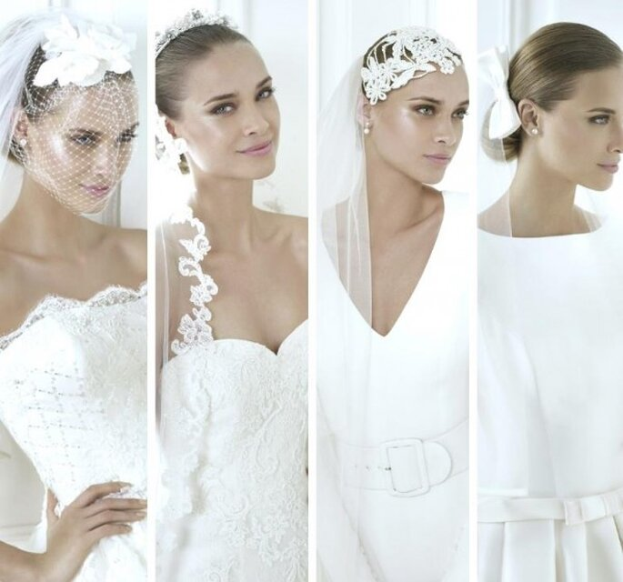 4 tendencias en maquillaje 2015 para novias - Foto Pronovias