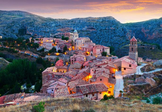Albarracín Foto Shutterstock