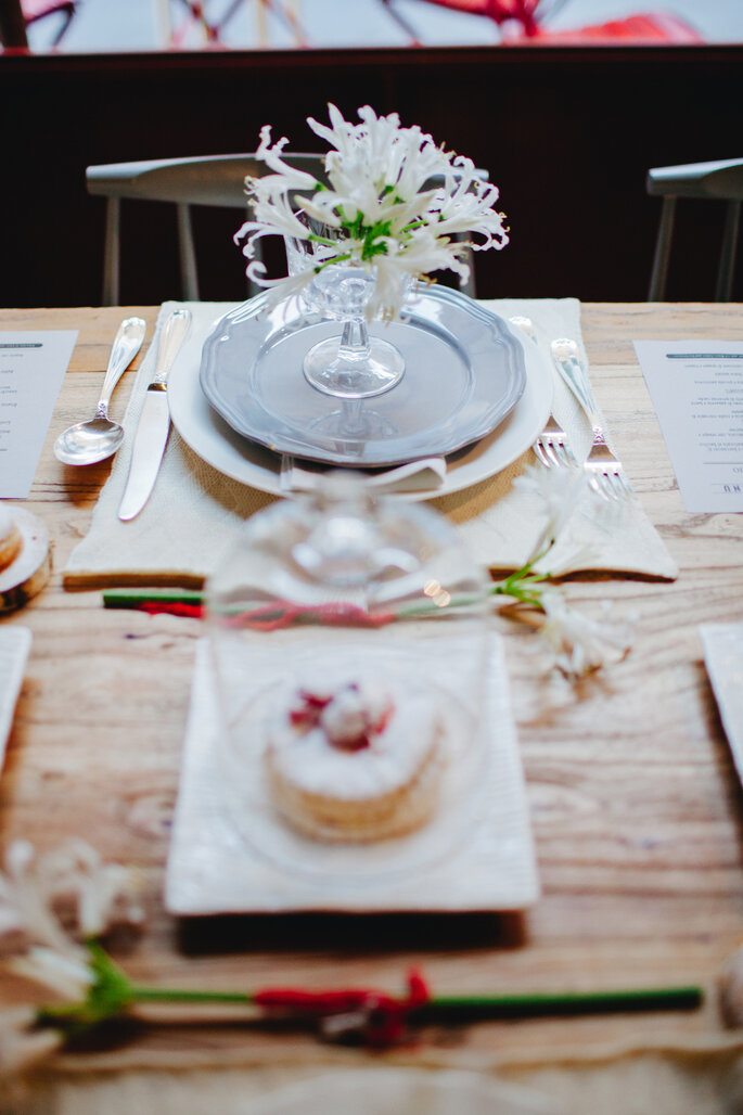 Planning and styling : Le Mille e una Nozze