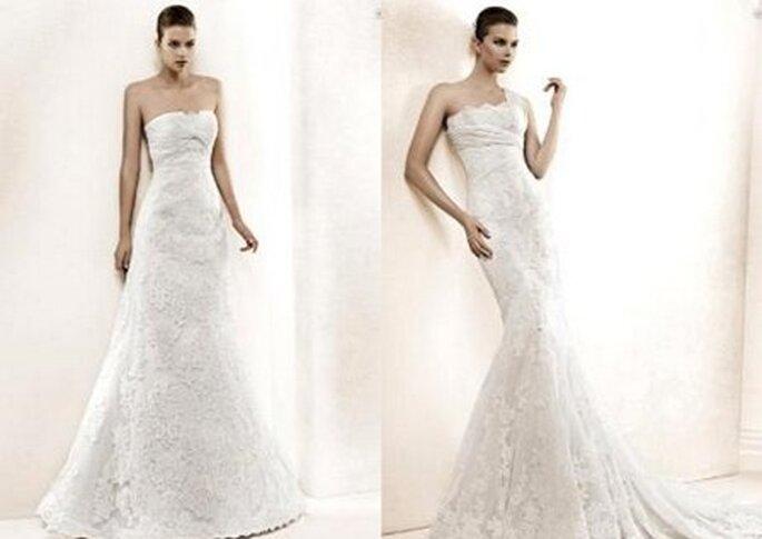 Vestidos de Noiva com renda - La Sposa 2011