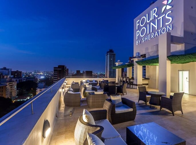 Hotel Four Points By Sheraton Barranquilla
