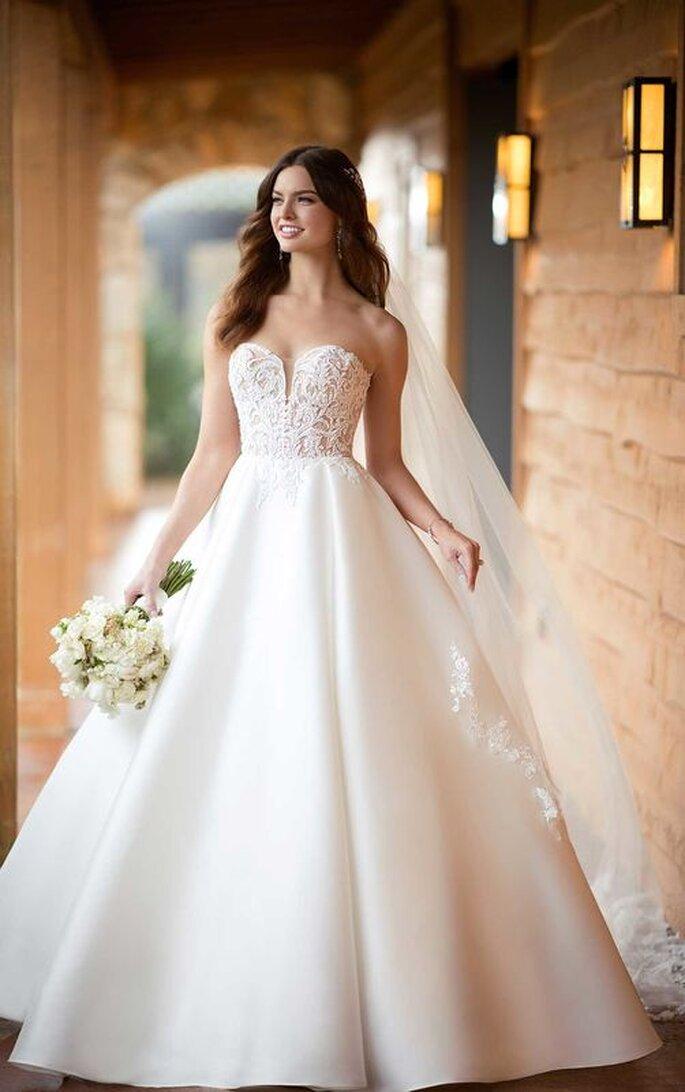 Vestidos de novia sencillos medellin
