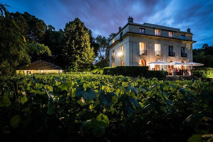 La Vigne de Paris-Bagatelle - Mariage - 75 - Prestige