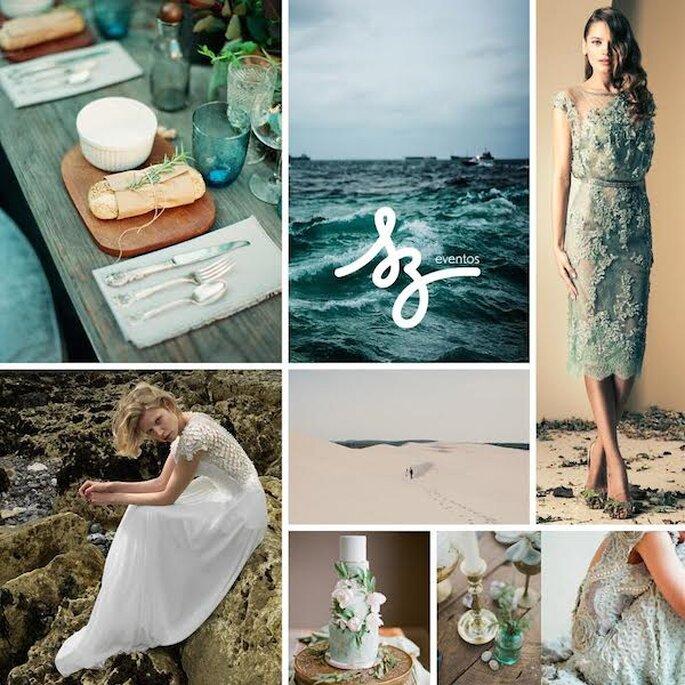 Tu boda en completa armonía con el mar