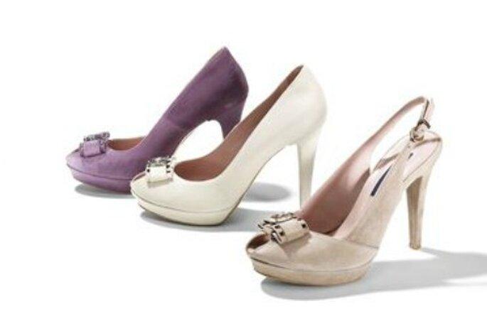 3 modelli di Scarpe-Frau