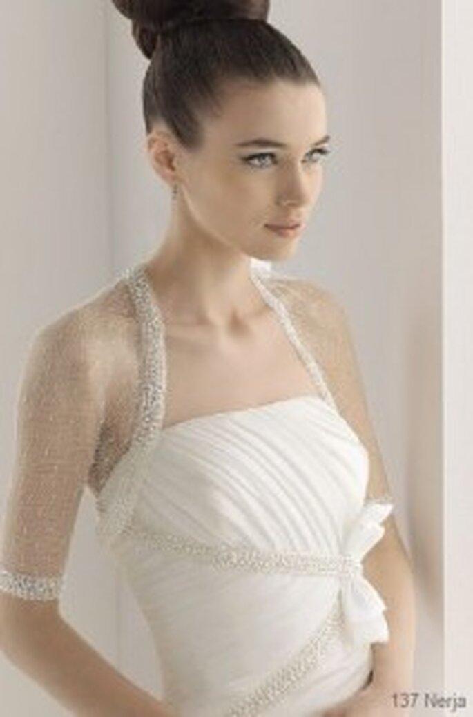 Top de mariée Aire Barcelona 2011 - modèle nerja