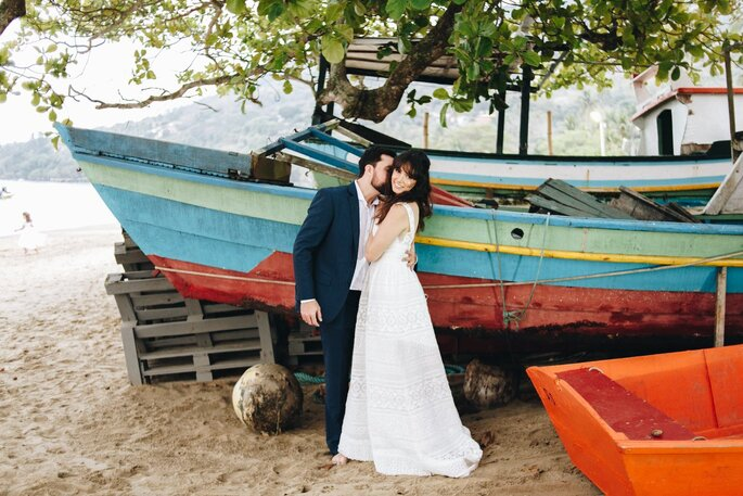 Fotografia: Beach Style Weddings