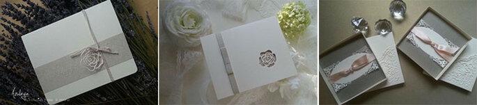 Partecipazioni di nozze Azuleya