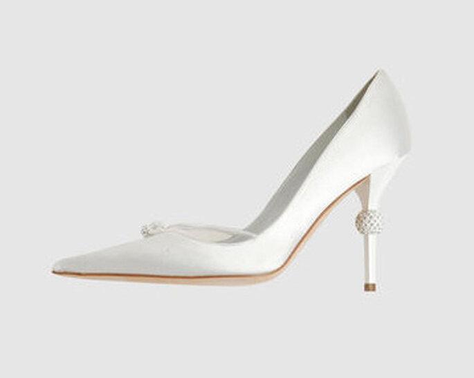 Chanel Scarpe Sposa.Scarpe Da Sposa Dior E Chanel