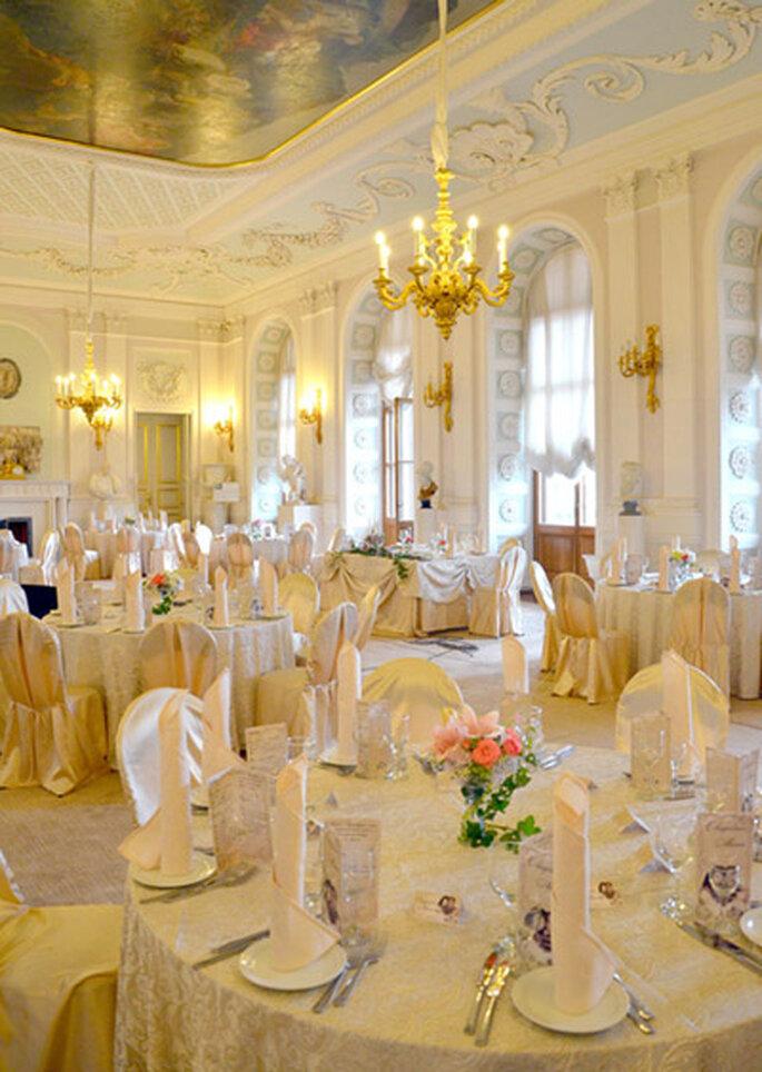 Гатчина, Белый зал