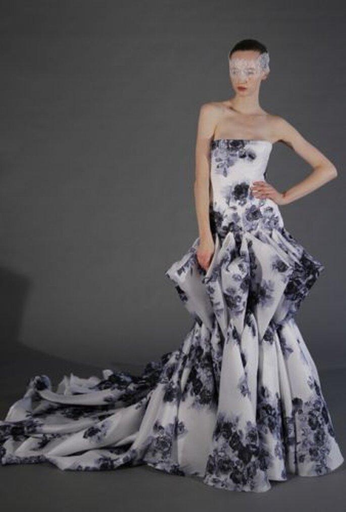 Vestido de novia de Douglas Hannant - Primavera 2013