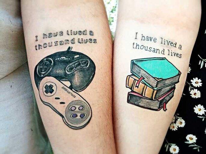 z tattoo ideia plenty