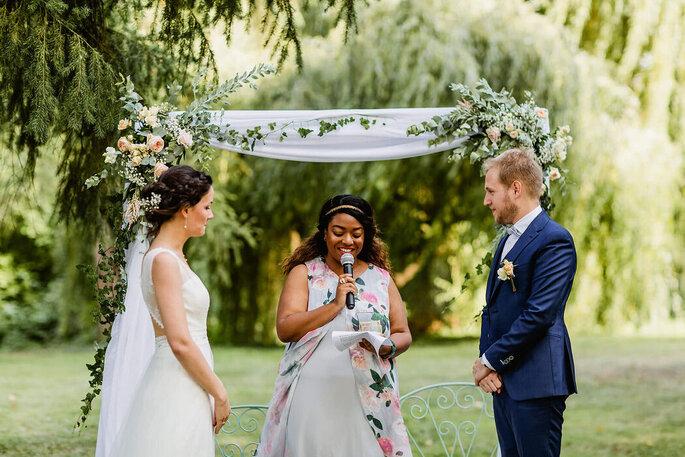 Wedding By Fabiola - Officiante de cérémonie laïque - Paris