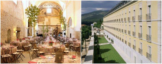 Abadía de Párraces, Parador de La Granja