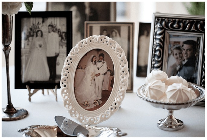 Ideas originales para una boda perfecta - Foto Erica Turner