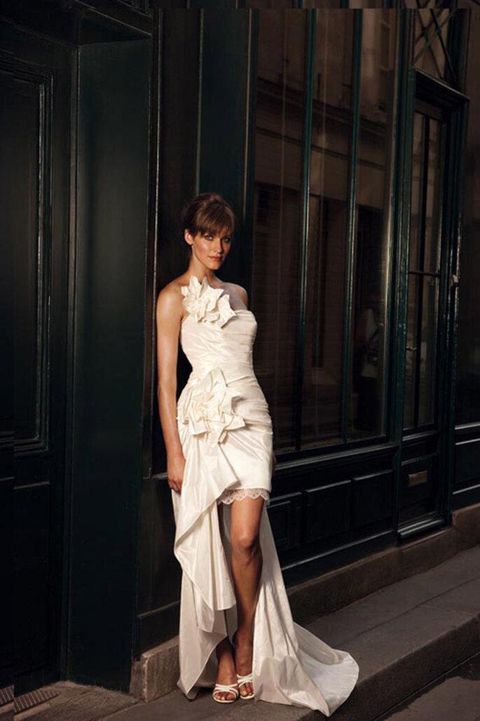 Robes de mariée courtes Cymbeline 2012