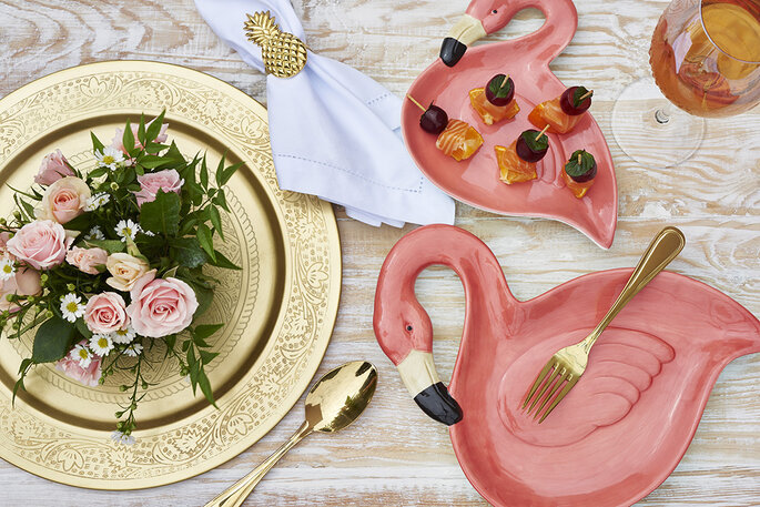 Flamingos Camicado