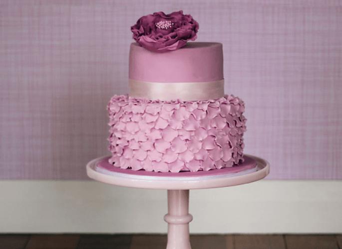 Pastel que puedes hacer en tu despedida de soltera - Foto Cake Central