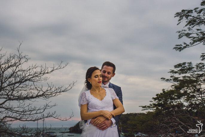 Casal Marina e Mathias