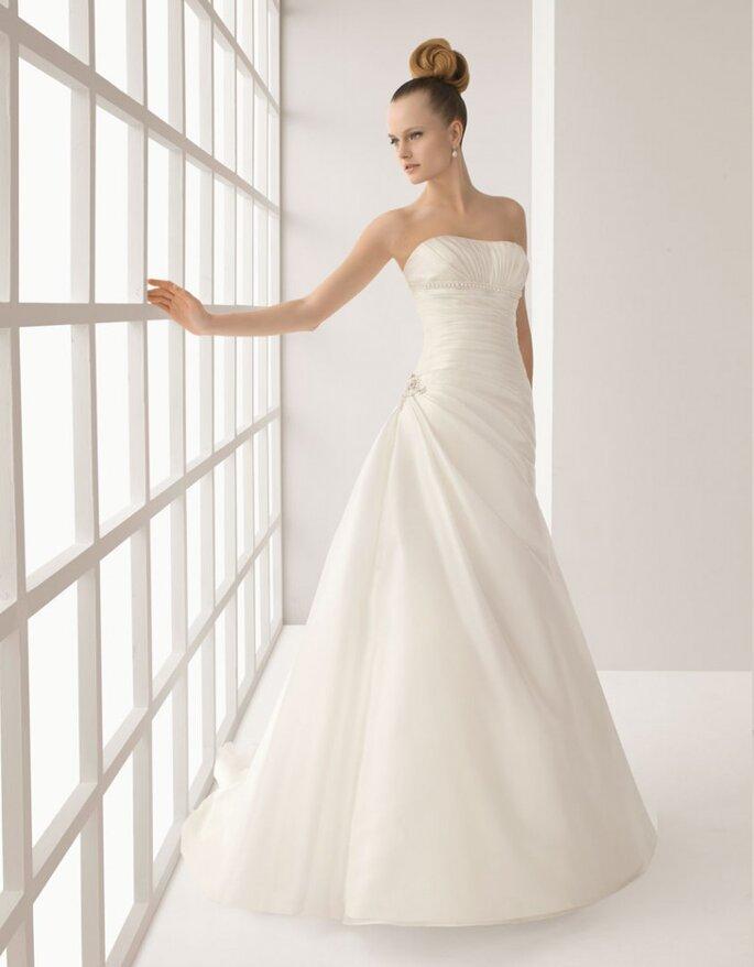 Vestido de novia Lindsay, Rosa Clará 2012