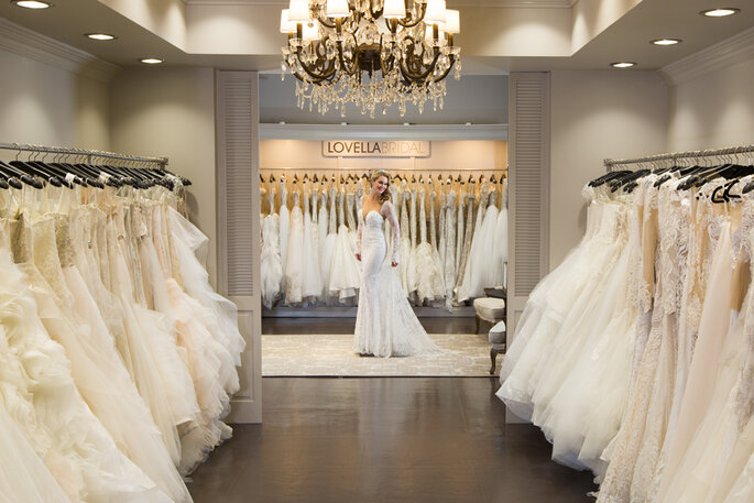 Non Traditional Wedding Dresses Los Angeles: Editor´s Pick: The Best Wedding Dress Boutiques In Los Angeles
