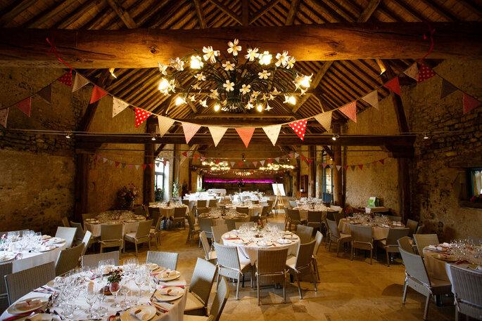 Domaine du Grand Nanteux - Lieu de réception mariage - Bourgogne