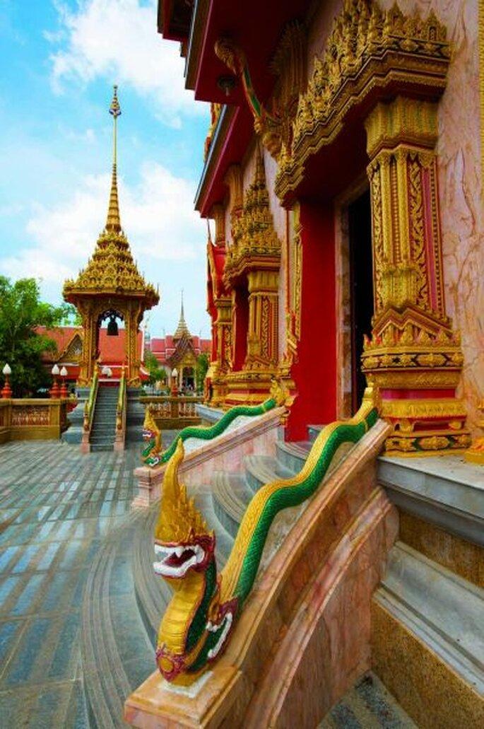 Destination Phuket Thailand Foto: Costa-Kreuzfahrten