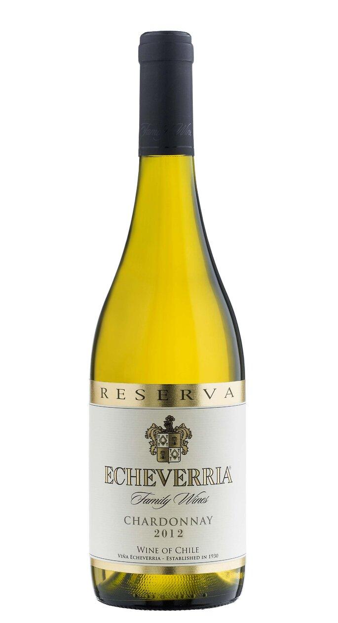 Echeverria Reserva Chardonnay